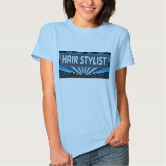 Famoso do cabeleireiro camisetas