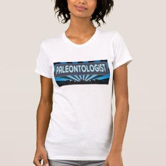 Famoso do Paleontologist T-shirt