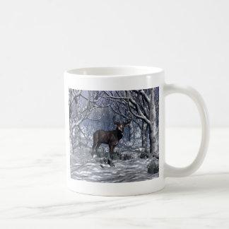 Fanfarrão do inverno caneca de café