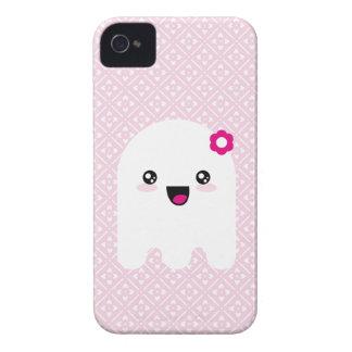 Fantasma de Kawaii iPhone 4 Capa