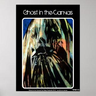 Fantasma poster nas canvas
