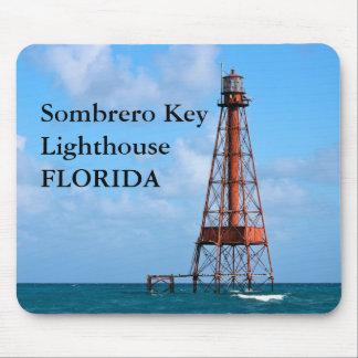 Farol chave do Sombrero, Florida Mousepad
