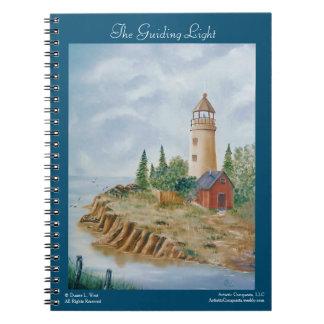 Farol de Maine, caderno litoral da arte do