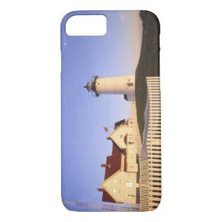 Farol de Nobska, furo das madeiras, Massachusetts Capa iPhone 7