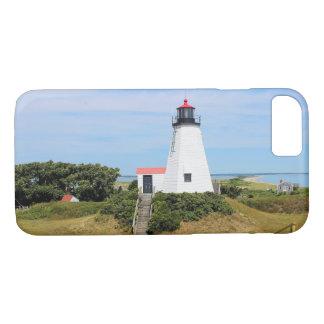 "Farol de Plymouth, ""o Gurnet"" Massachusetts Capa iPhone 7"