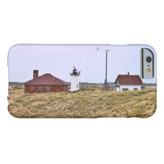 Farol do ponto da raça, Cape Cod, Massachusetts Capa Barely There Para iPhone 6
