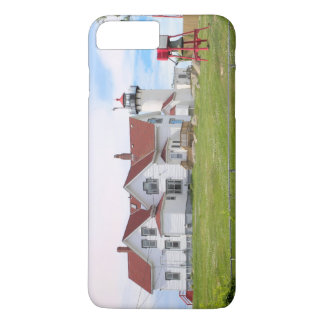 Farol oriental do ponto, Gloucester Massachusetts Capa iPhone 8 Plus/7 Plus