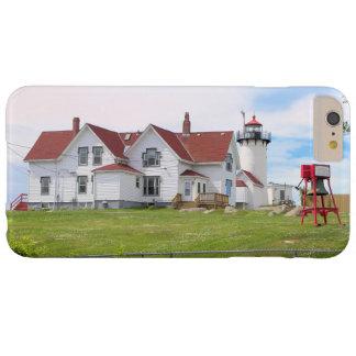 Farol oriental do ponto, Gloucester Massachusetts Capas iPhone 6 Plus Barely There