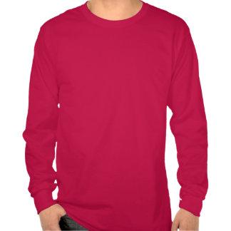 Farsa de Bah do T do feriado dos homens Camisetas