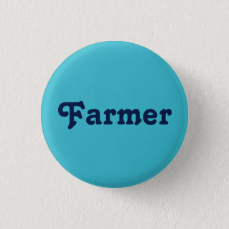Fazendeiro do botão bóton redondo 2.54cm