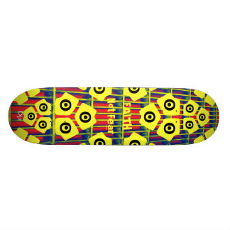 Fé Shape De Skate 18,4cm