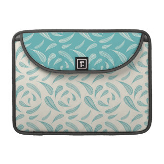 """Feather Pattern"" MacBook Pro Sleeve"