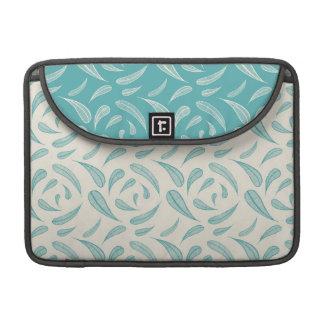 """Feather Pattern"" MacBook Pro Sleeve"