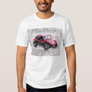 Febre do carrinho de duna camiseta