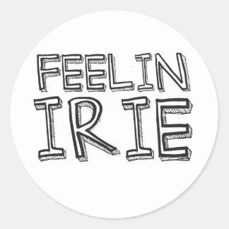 Feelin Irie Adesivo