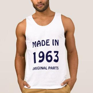 """""""Feito em 1963, t-shirt das peças originais"""""""