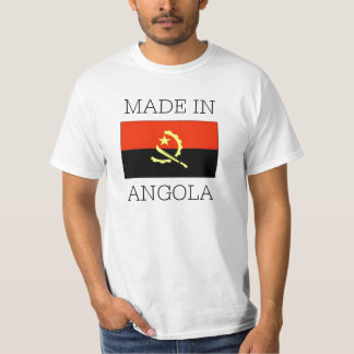 Feito em Angola T-shirts