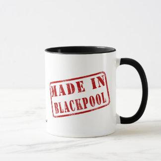 Feito em Blackpool Caneca