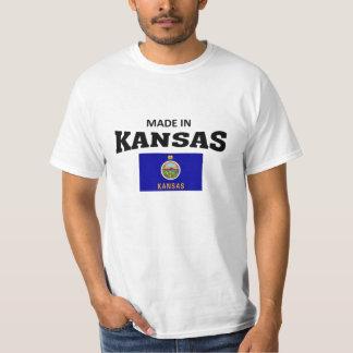 Feito em Kansas Tshirts