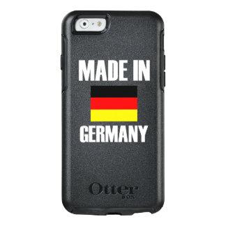 Feito na bandeira de Alemanha