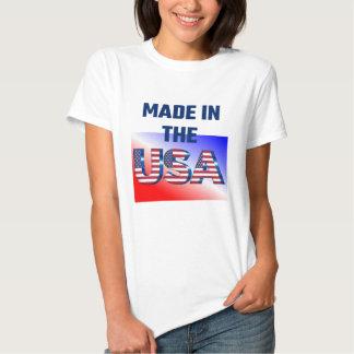 Feito nos EUA T-shirts
