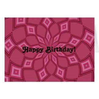 Feliz aniversario cartoes