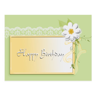 Feliz aniversario cartoes postais