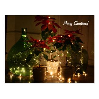 Feliz Natal a tudo Cartão Postal