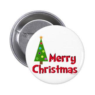 Feliz Natal, árvore moderna Botons