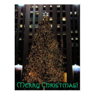 Feliz Natal! cartão Cartão Postal