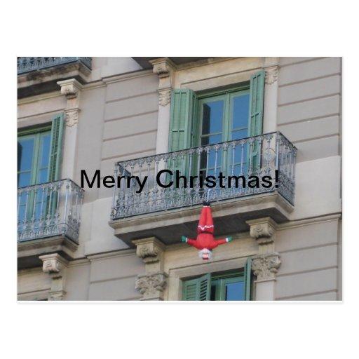 Feliz Natal! Cartão Postal