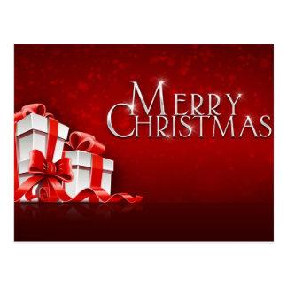 Feliz Natal Cartao Postal
