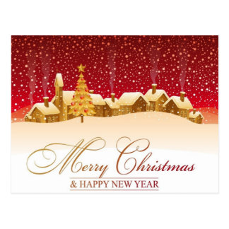 Feliz Natal Cartões Postais