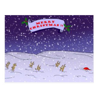 Feliz Natal!! Cartão Postal