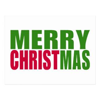 Feliz Natal Cartoes Postais