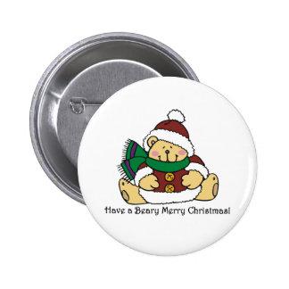 Feliz Natal de Beary Botons