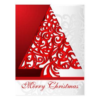 Feliz Natal do cartão Cartões Postais