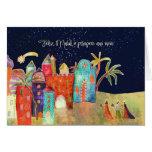 Feliz natal, Feliz Natal no português Cartão Comemorativo