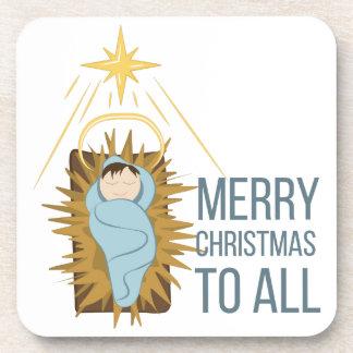 Feliz Natal Porta-copo