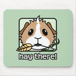 Feno lá! (Cobaia) Mouse Pad