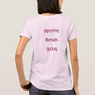 Férias da primavera 2014 tshirts