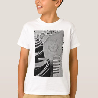 Fero das gôndola em Veneza Italia T-shirt