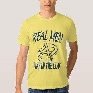 Ferraduras americanas básicas T do roupa Tshirts