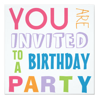Festa de aniversário adolescente do adolescente convite