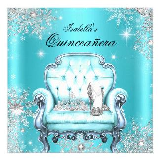 Festa de aniversário mágica da princesa convite