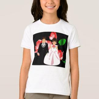 "Festa de casamento III ""florista"" T-shirt"