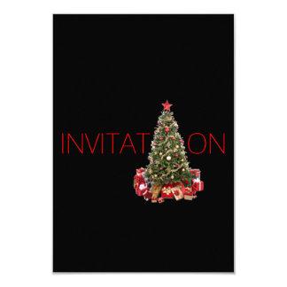 Festa de Natal do convite