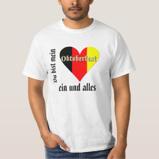 Festival de Oktoberfest do baixo custo no valor do Tshirts