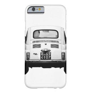 Fiat 500 em Roma, Italia Capa Barely There Para iPhone 6