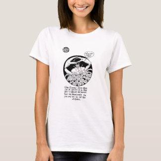 """FICTS """"Crabs"""" o t-shirt da boneca das senhoras"""